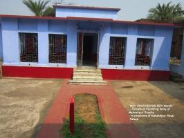 Presiding Deity Temple - Om Mata Singhabahini Mandir