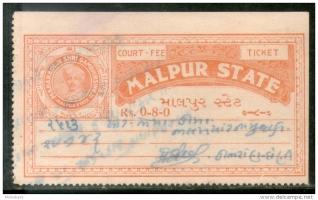 Malpur Stamp