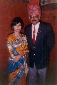 Rajkumar Bikram Kesari Singh Deo