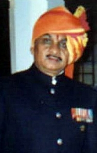 Col. (Ret'd.) Raja Meherban-i-Dostan CHHATRAPATI SINGH Deo