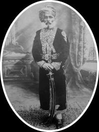 Thakore Saheb TAKTAHSINGHJI