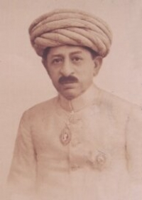 HH Maharaja Shri Sir LAKHDHIRJI WAGHJI Bahadur