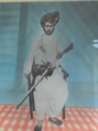 Lt. Thakur Saheb Swaroop Singh Ji (Paliwala Bavsi)