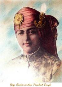 Raja Sachinandana Prasada Singh