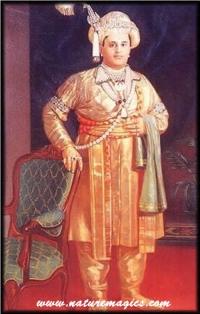 HH Maharaja Shri Sir JAYA CHAMARAJA WADIYAR