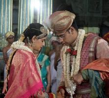 Maharaja Yaduveer Krishnadatta Chamaraja's wedding with Rajkumari Trishikha Kumari of Dungarpur