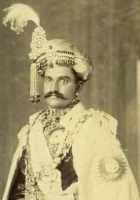 Maharaja CHAMARAJA