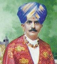 Col. HH Maharajah Sir Shri Krishnaraja IV