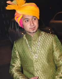 Raj Ratna Pratap Deo of Nagar Untari, Son of Raja Saheb Nagar Untari Raj Rajendra Pratap Deo