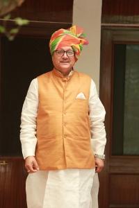 Raja Raj Rajendra Pratap Deo of Nagar Untari