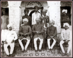 Royal Group Photo of Thikana Nagdi