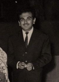 H.H. Maharaja Rudrendra Pratap Singh Ju Deo