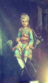 H.H. Maharaja Narharendra Singh Ju Deo