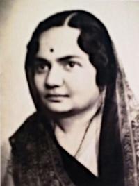HH Maharani Jaswant Kumari first wife of Maharaja Mahendra Singh