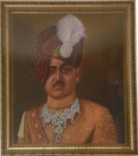 H.H. Mahraja Mahendra Singh Ju Deo
