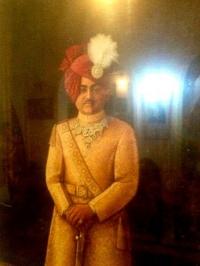 H.H. Maharaja Shrimant Mahendra Singh Ju Deo