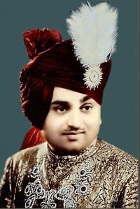 H.H. Maharaja Mahendra Singh Ju Deo