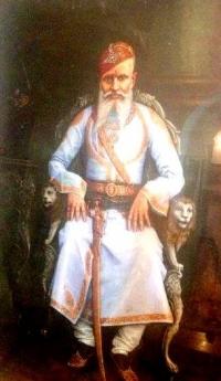 H.H. Maharaja Shrimant Yadvendra Singh Ju Deo