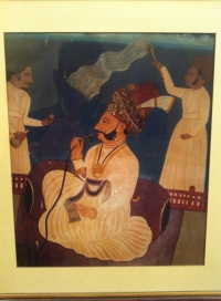 Tej Sinhji Bawji - Thakur Saheb Namli
