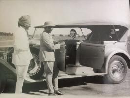 Thakur Saheb Rajendra Singhji Namli