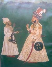 Thakur Saheb Bhopat Sinhji Bawji