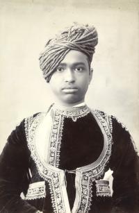 HH Shri Huzur Raja Sir ARJUN SINGHJI Sahib Bahadur