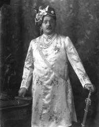 Maharaja Jam Shri Sir Ranjitsinhji
