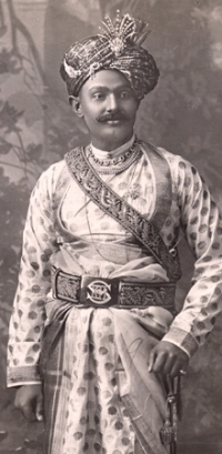 Ranjitsinhji Vibhaji Jadeja
