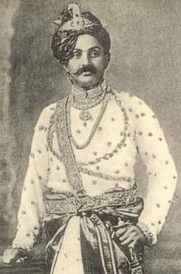 Lt. Col. HH Maharaja Jam Shri Sir RANJITSINHJI VIBHAJI