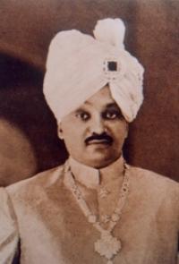 HH Maharaja Jam Shri DIGVIJAYSINHJI
