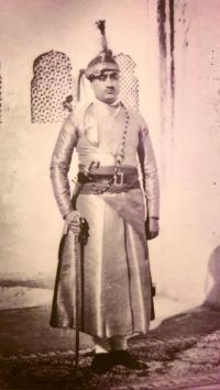 Mharaja Shri Balwant Singh Netawal