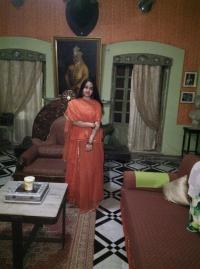 Rajkumari Prakriti Kumari at Raj Nilgiri Palace
