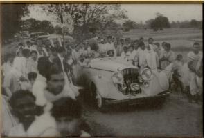 Wedding of Raja of Nilgiri's eldest daughter with son of Maharaja K.C. Gajapati of Paralakhemundi (First Chief Minister Of Orissa State)