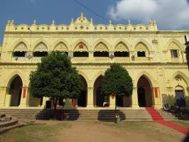 Nizgarh Palace