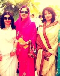 Princess Kalpana Singh, Maharani Sangeeta Devi-Patnagarh in Bolangir, Maharajkumari Jyotsna Devi