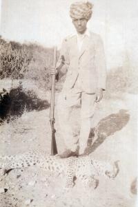 Rao Kishan Singh ji of Nindar
