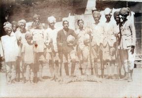 Rawat Raghunath Singh ji and Rao Kishan Singh ji Nindar