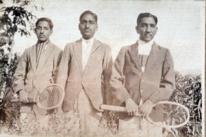 Rawat Raghunath Singh ji (right) and Rao Kishan Singh ji (left)