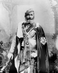 Maharaja Pratap Singh of Orchha