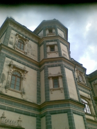 Hava Mahel Palace Palitana