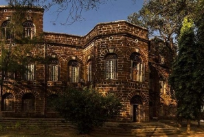 Hunting Lodge - Dalijoda Palace near Cuttuck, Orissa
