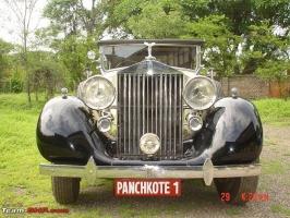 Panchkote Rolls Royce
