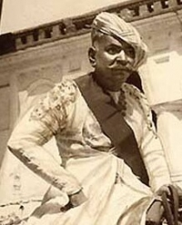 Col. HH Maharaja Mahendra Sir YADVENDRA SINGH Ju Deo Bahadur