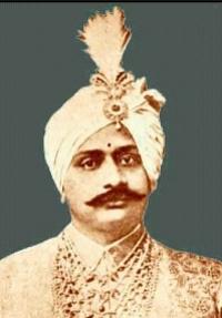 Capt. Maharaja Saheb Shri Shri Shri KRISHNA CHANDRA GAJAPATHI NARAYANA DEO