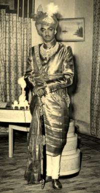 HH Maharaja Raj Raj Singh Deo