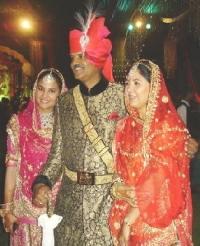 HH Maharaja KANAK VARDHAN SINGH DEO
