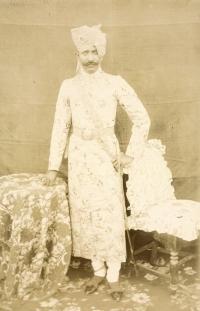 Kesri Singh (1872 -1919), Thakur of Piploda