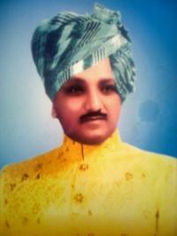 Maharajkumar Shri UDAYBHANSINHJI NATWARSINHJI Saheb, Yuvraj Saheb of PORBANDAR (Adopted son of Rana Shri SHIVSINHJI MOTIJI Saheb JETHWA of SHRINAGAR, PORBANDAR)
