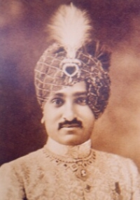 Lt.Col. HH Maharaja Rana Sahib Shri Sir NATWARSINHJI BHAVSINHJI Bahadur