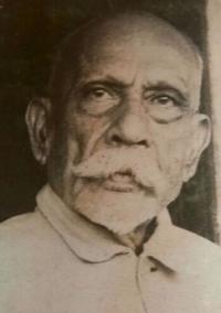 Kumar Prabodh Chandra Singh Roy at 93 years.